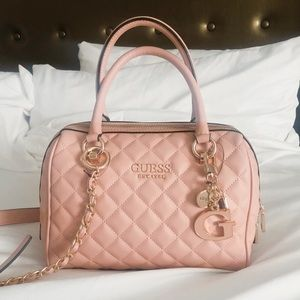 Guess Quilted Handbag